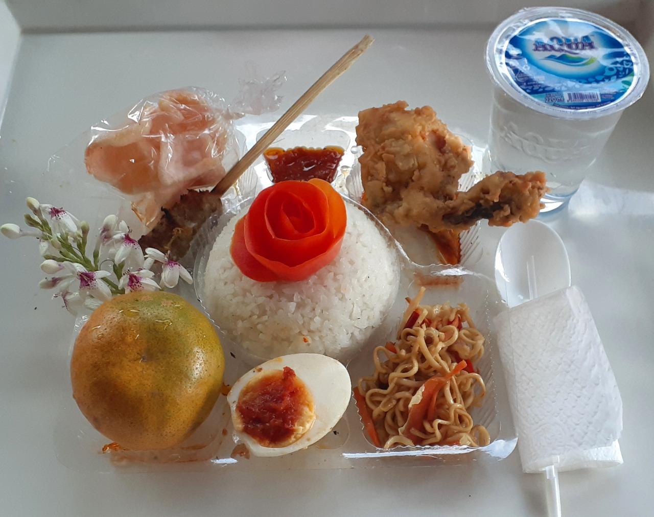 Menu Nasi Kotak Di Bali