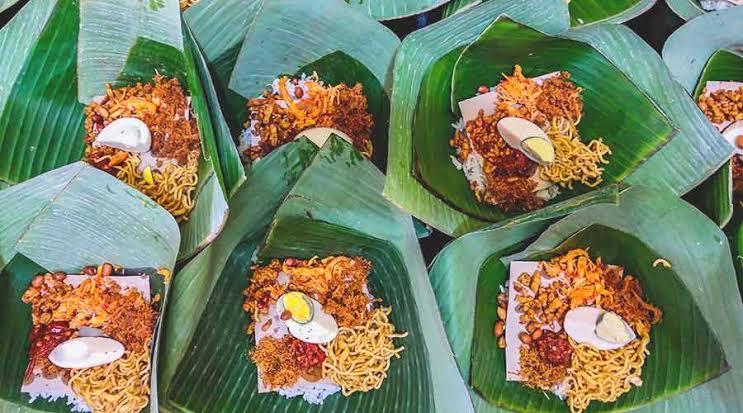 Nasi Jinggo Di Bali