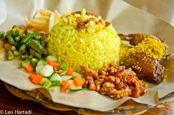 Nasi Kuning Kotak Di Denpasar
