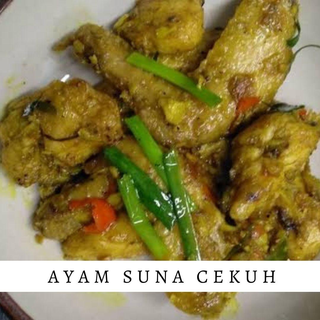 Ayam Suna Cekuh - Damar Bali Catering