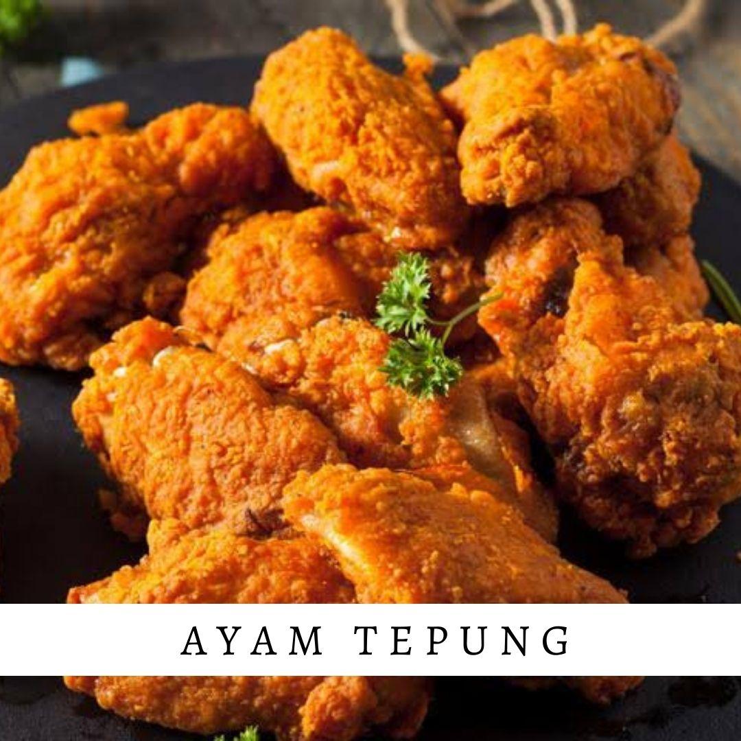Ayam Tepung - Damar Bali Catering