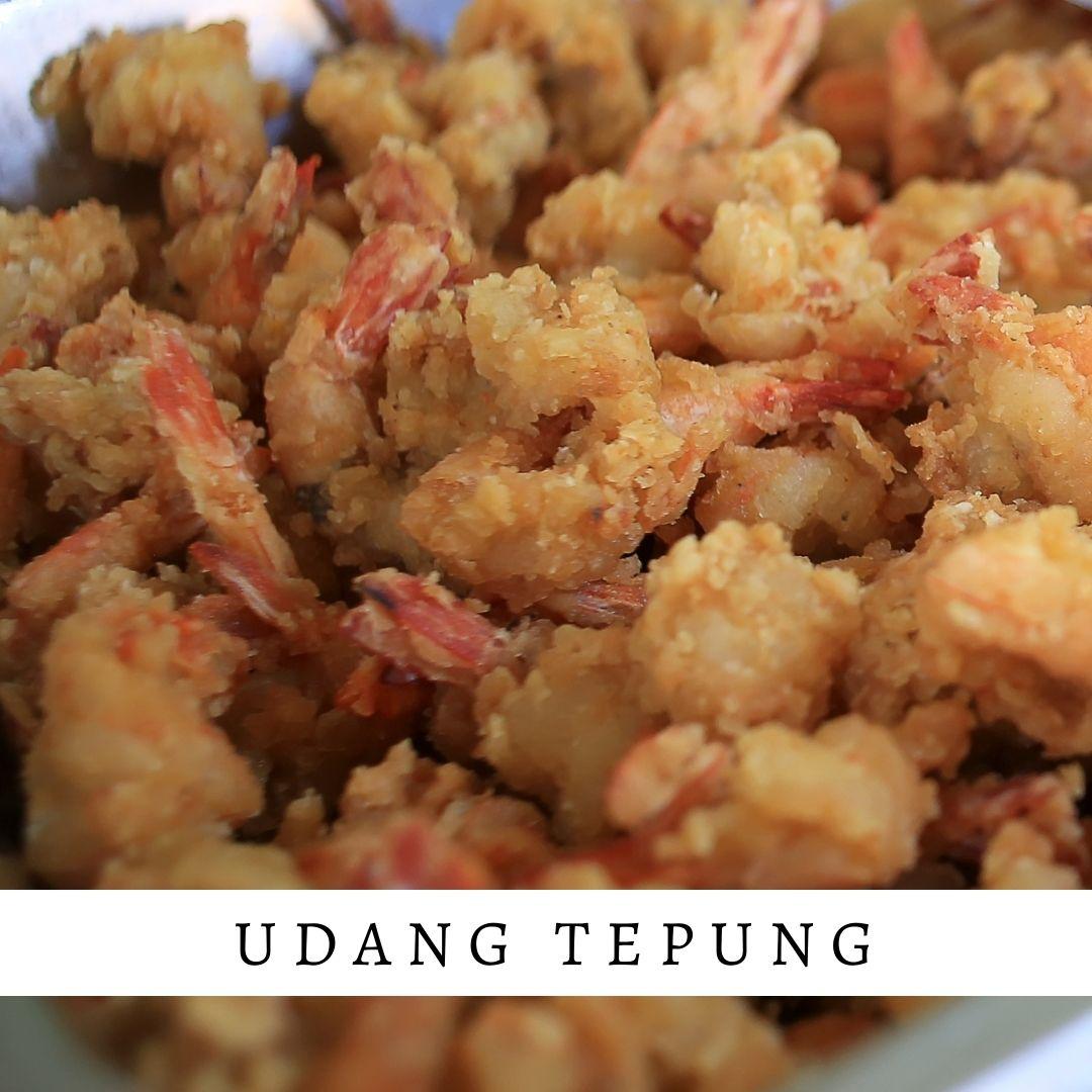 Udang Tepung Goreng - Damar Bali Catering