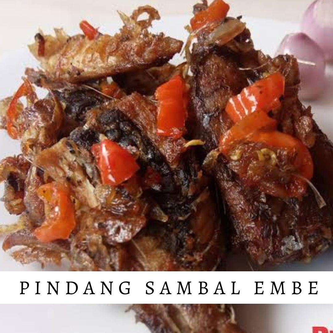 Pindang Sambal Embe - Damar Bali Catering