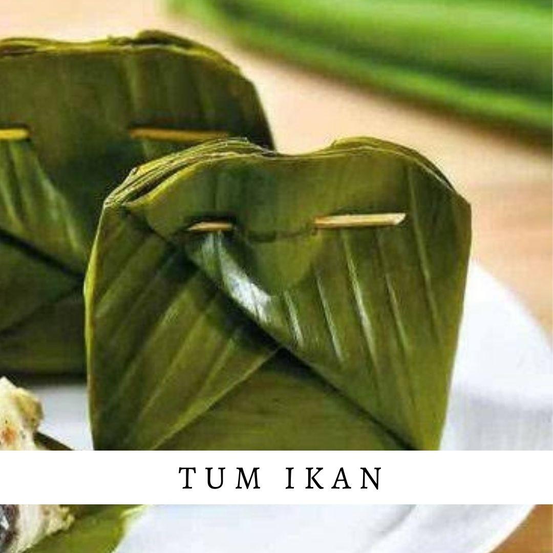 Tum Ikan - Damar Bali Catering