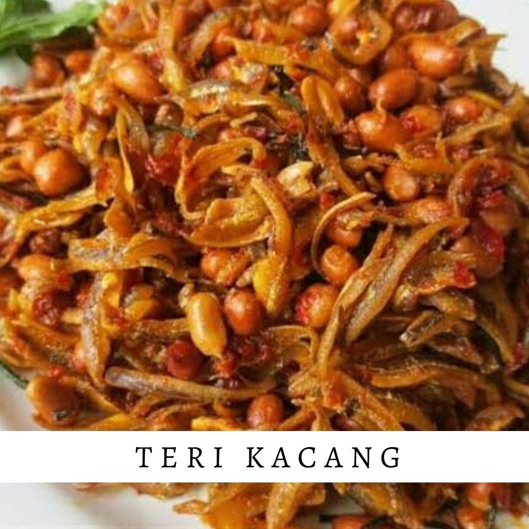 Teri Kacang - Damar Bali Catering